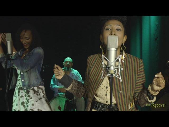 Studio Sessions feat. ALSARAH THE NUBATONES - Habibi Taal