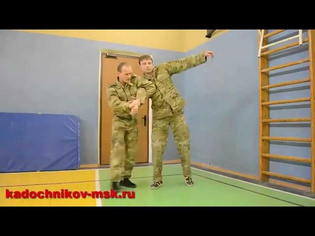 Русский Рукопашный Бой. Бросковая техника.