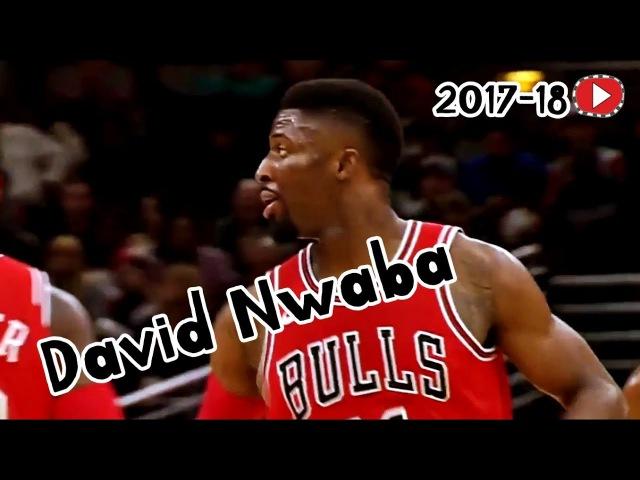 David Nwaba 15pts 11reb Highlights 10 26 2017 Chicago Bulls Vs Atlanta Hawks