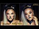 🎃Maquillaje de GATA 🐱SEXY CAT Halloween makeup tutorial | auroramakeup