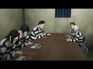 Prison School / Школа-Тюрьма | Серия 3 | Озвучка: AniDub