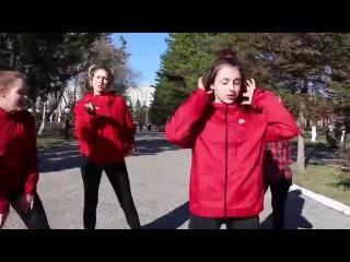 Танцуют просто супер девченки из Петропавловска