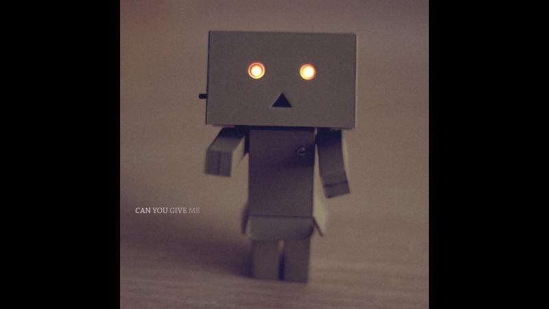Danbo wants a hug PS A gif video by me danbo danboard hug toy