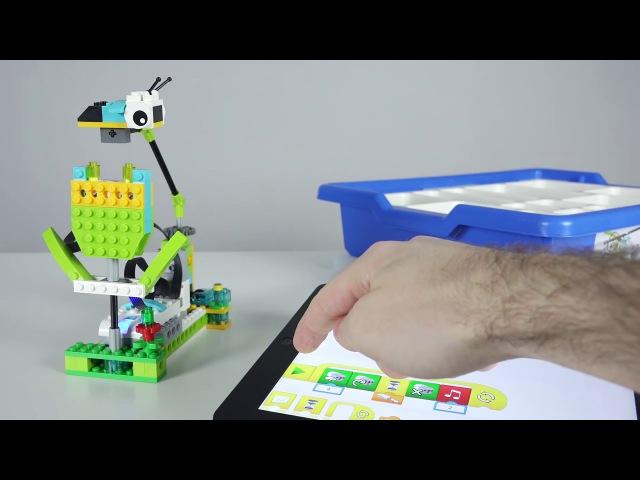 Видео обзор конструктора LEGO Education WeDo 2 0