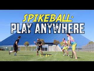 Spikeball: играй везде!!!