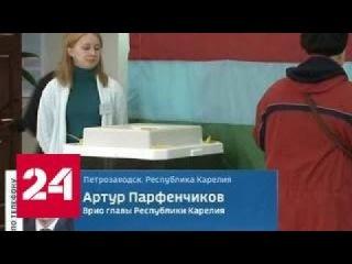 Артур Парфенчиков: на выборах значимых нарушений не отмечено