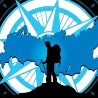Логотип Лига путешественников