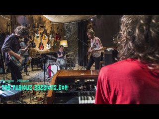 dungen hxan, the furious sessions en sol de sants studios