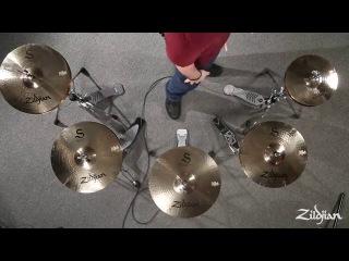 Zildjian S Family Cymbals - HiHats
