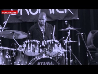 John Blackwell Drum Clinic: The Marcus Williams Pattern