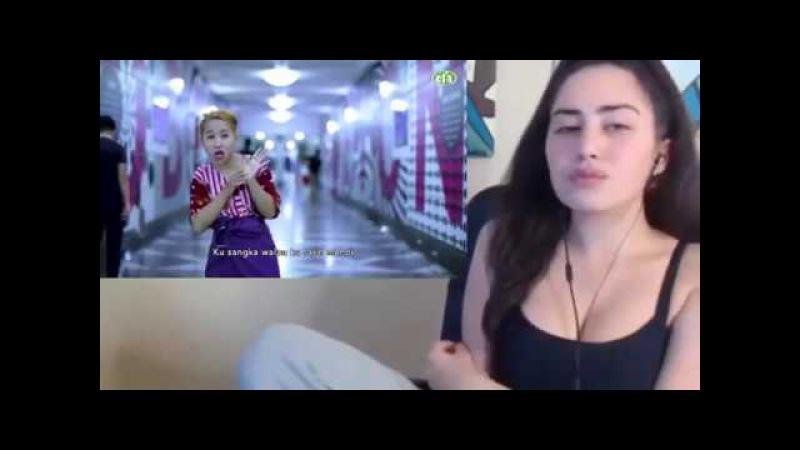 Reaksi BULE Ketika Melihat Vidio Viral Tak Tun Tuang - Upiak