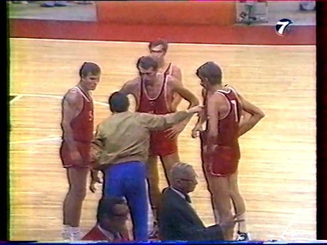 Концовка финала СССР - США, 1972Комментирует Н.Ерёмина