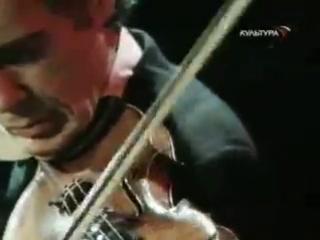 Леонид Коган играет на скрипке Никколо Паганини