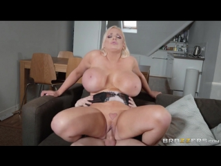 Jordan Pryce - Queen vs Pawn [Big Tits, Blonde, Blowjob, Handjob, Booty, Boobs, Horny, Huge Tits, MILF, Mom, Brazzers]