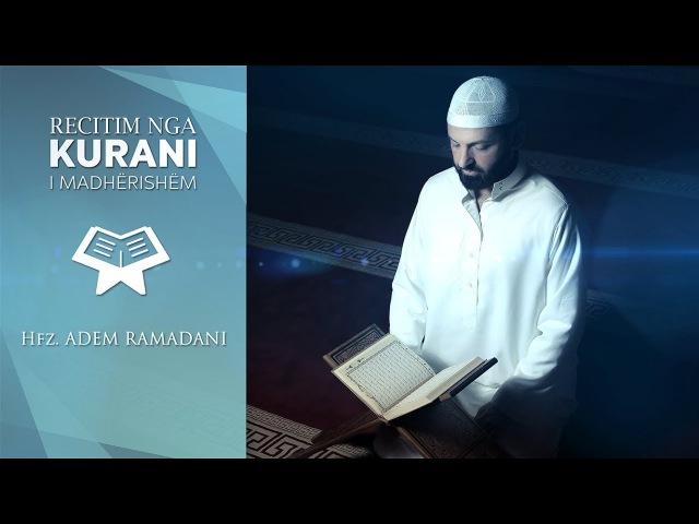 Hfz.Adem Ramadani - Sure të shkurtra