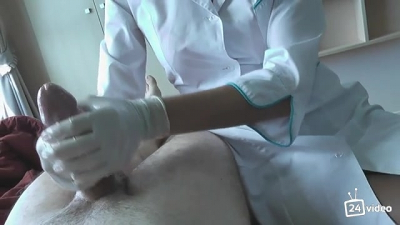 Видео как берут анализ спермы, просмотр видео дрочит