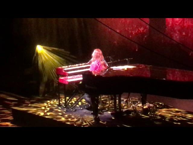 Tori Amos iieee live 1 10 2017 @ Vienna