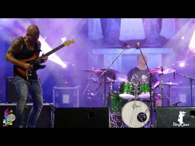 Mike Gotthard Electric Shock 4 AlbaRegia Jazz feszt 2017 08. 08.