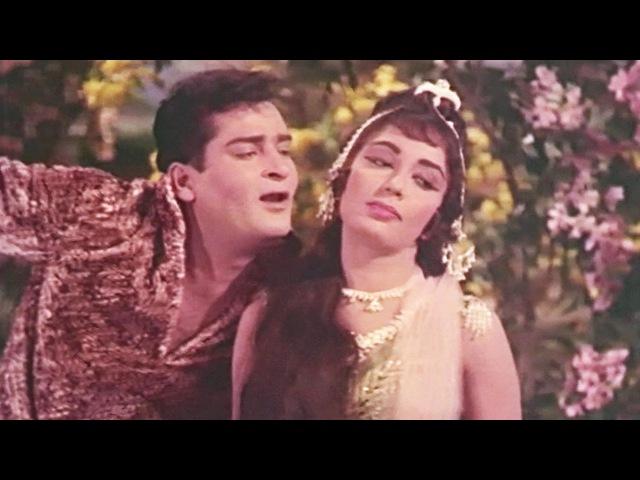 Tumne Kisi Ki Jaan Ko Shammi Kapoor Mohammed Rafi Rajkumar Song