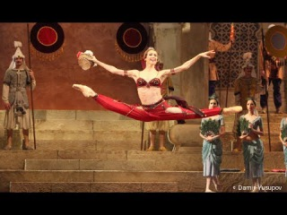 The Bolshoi Ballet's 11 Prima Ballerinas 2017