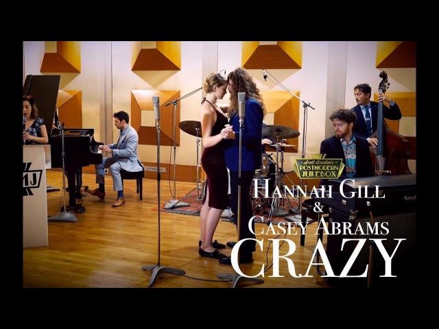 Crazy - Gnarls Barkley (Space Jazz Cover) ft. Hannah Gill Casey Abrams
