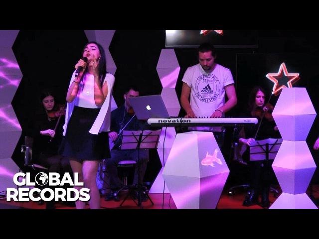 Vanotek feat Eneli Back to Me Live @ Virgin Radio Romania