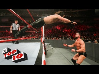 (Wrestling Premium) Top 10 Raw moments: WWE Top 10, February 12, 2018