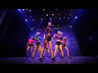 ОТЧЁТНЫЙ КОНЦЕРТ FORMA - JAZZFUNK - хореография Кристина Агапонова