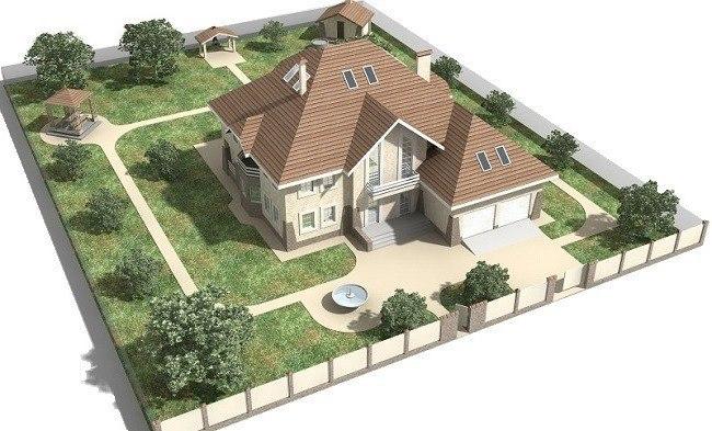 Нормы и правила загородного строительства, изображение №2