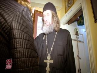 Визит Ольги Епифановой к Федору Конюхову