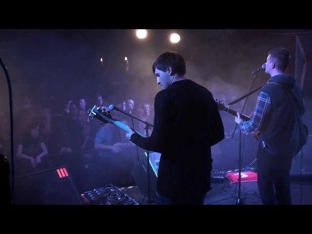 СЕРЫЙWOLK - Видели ночь (Live @ Melna Piektdiena)