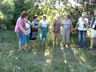 Гулянки под гармонь в Гремячево