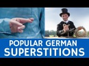 German Superstitions and Unusual Cultural Beliefs Fun Facts about Germany