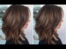 How to cut a Long Layered Bob Haircut Tutorial Step by Step - Nick Arrojo