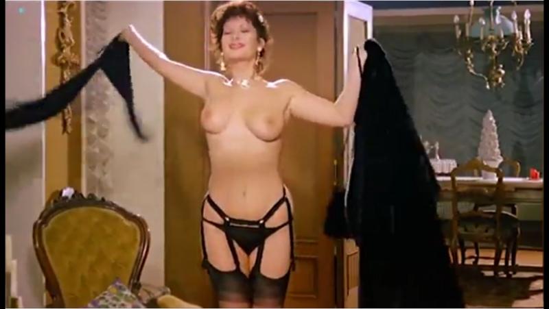 Эдвиж Фенек , Барбара Буше - Жена в  любовница в городе / Edwige Fenech , Barbara Bouchet - La moglie in  la