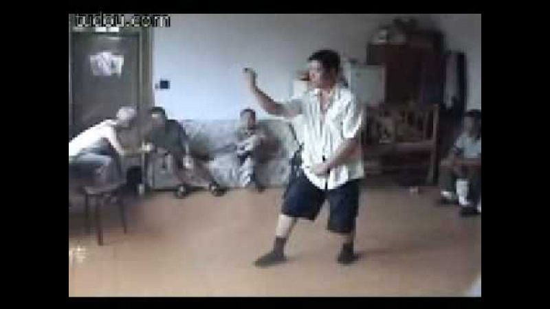 Song style xingyi fist