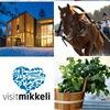 Финляндия: Миккели, Савонлинна, Варкаус