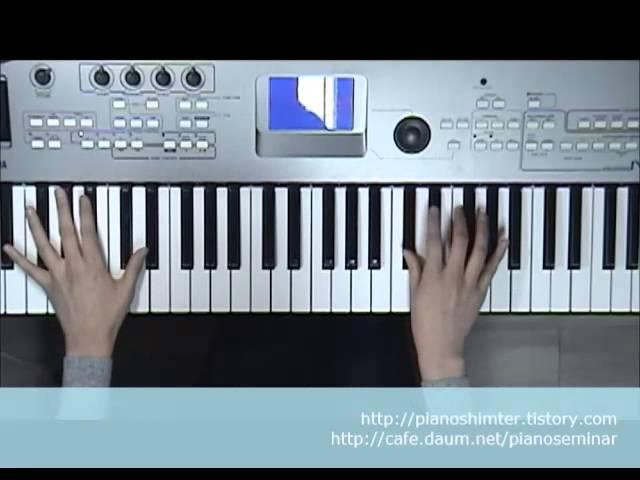 총리와 나 Prime Minister and I OST 피아노 연주곡 Bbm Key by 천정아