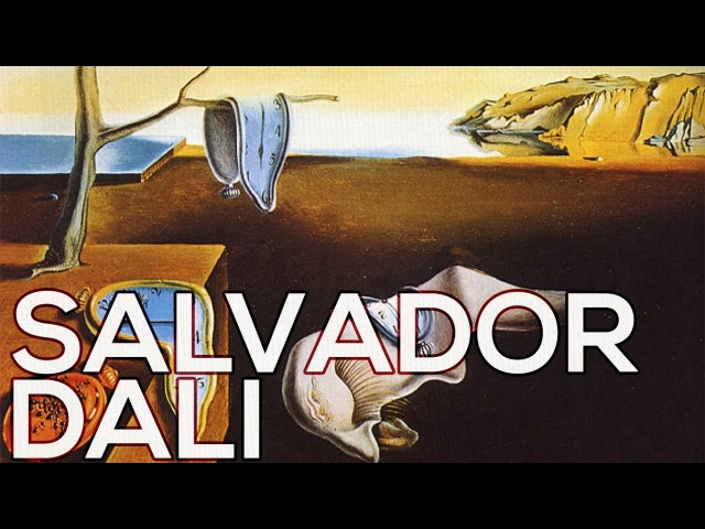 Salvador Dali A collection of 933 works HD