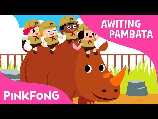 Trip sa Zoo Animal Songs Pinkfong Awiting Pambata