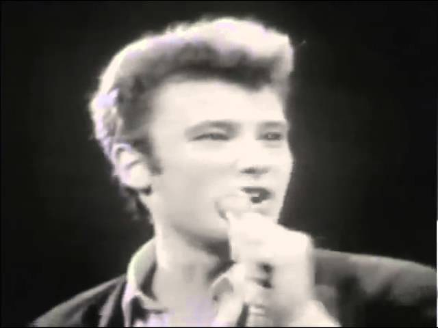 Johnny Hallyday Let's Twist Again Live Amsterdam 1963