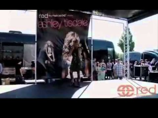 Ashley Tisdale - Headstrong Live tour with Red by Marc Ecko