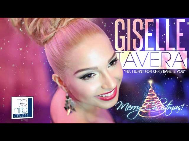 All I Want For Christmas Is You bachata cover by Giselle Tavera Arreglista Rodolfo de la Rosa