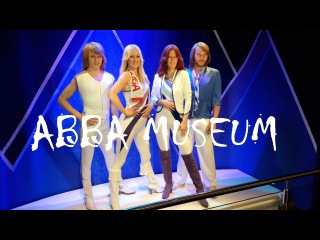 STOCKHOLM 2017 - ABBA MUSEUM