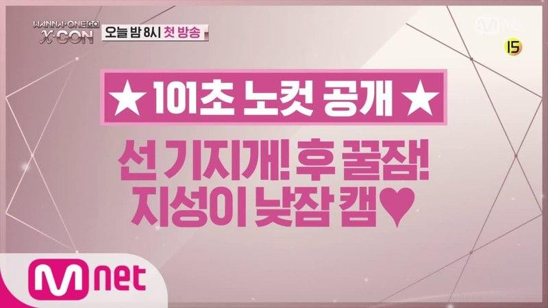 Wanna One Go [101초 노컷] 선 기지개! 후 꿀잠! 지성이 낮잠 캠♥_윤지성 180517 EP.16