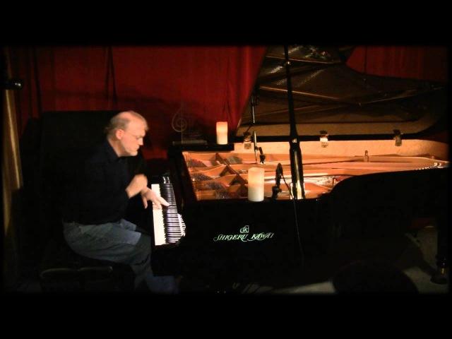 David Nevue - A Midnight Rain - Performed Live at Piano Haven - Shigeru Kawai SK7L