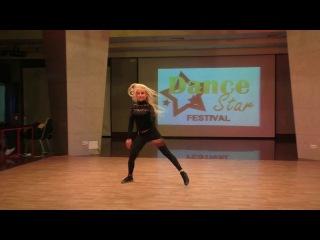 Лена Кабзон универсальный танцор. Dance Star Festival - 13. Соло, дуэты и трио. 29 октября 2017г.