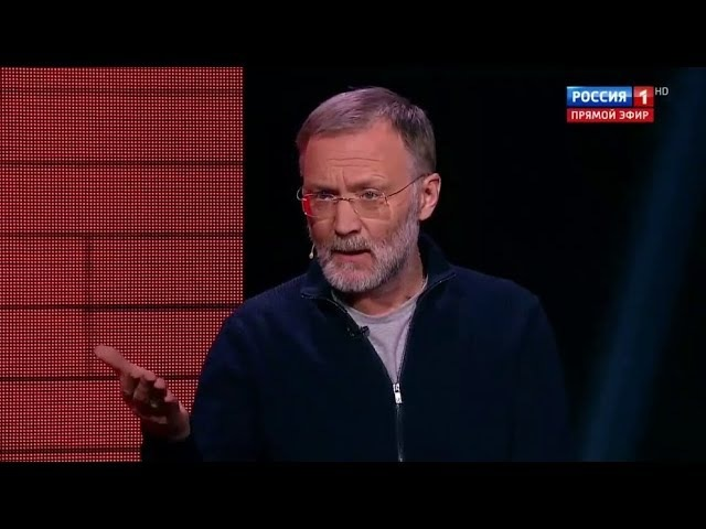 SERGEI MIKHEEV on the Difference between Nazism and Communism (2018)
