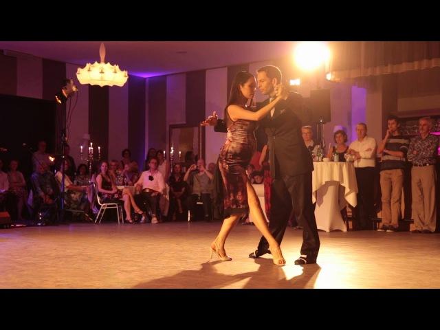 Michelle Marsidi Joachim Dietiker II Tangospirit Schloss Basthorst 2017