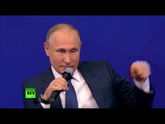 Сверхзадача Путина и каждого Россиянина на ближайшие 6 лет! 30.01.2018